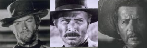 Clint Eastwood Lee Van Cleef Eli Wallach_horiz
